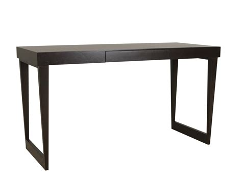 desk console wooden console table with drawers upshaw console desk by