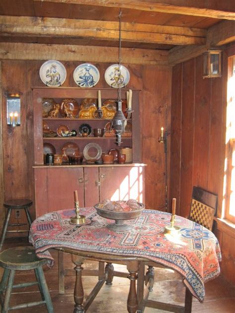 a rustic country kitchen in the early american style pin by prim with love on the dining room pinterest