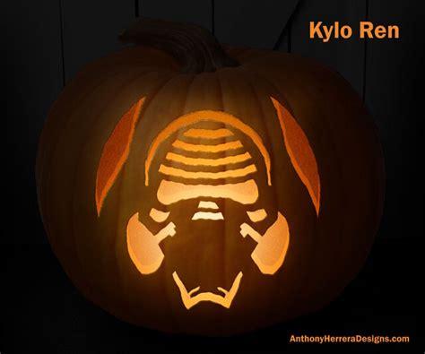 do it yourself star wars pumpkin carving patterns geekologie