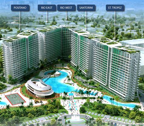 Condo Design Floor Plans azure urban resort residences