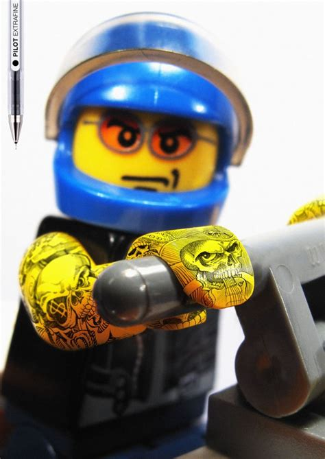 lego tattoo pilot pen bad ass lego tattoo pilot extra fine ufunk net