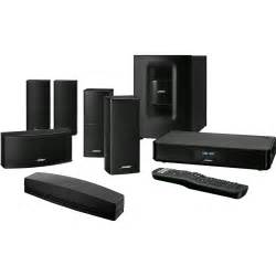 home theater system bose soundtouch 520 home theater system black 738377
