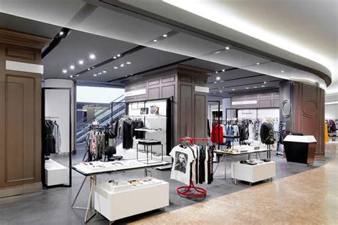 galeries lafayette store  hmkm beijing china