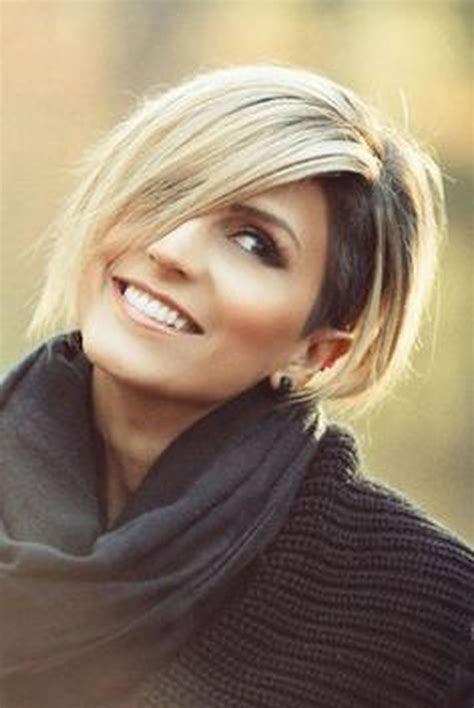 asymmetric hairstyle for over 60 short asymmetrical bobs hairstyle haircut 60 fashion best
