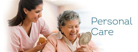 personal care services for seniors personal support