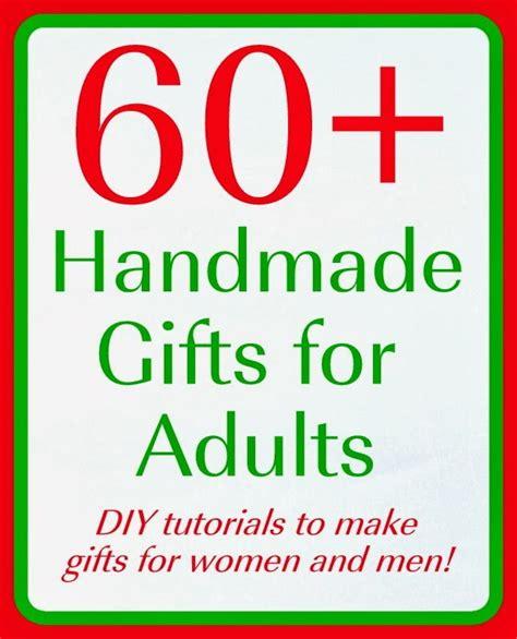 Handmade Gift Ideas 2014 - sunday rewind 60 handmade gift ideas for grown ups