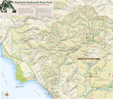 big basin trail map big basin trail map adriftskateshop