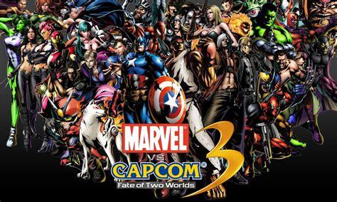 marvel vs capcom 3 marvel vs capcom 3 fate of two worlds review