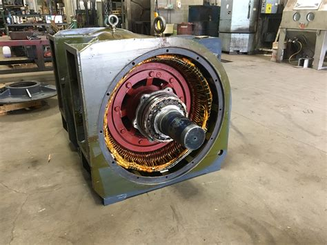 American Electric Motor by Mannesmann Demag Electric Motors American Electric Motors