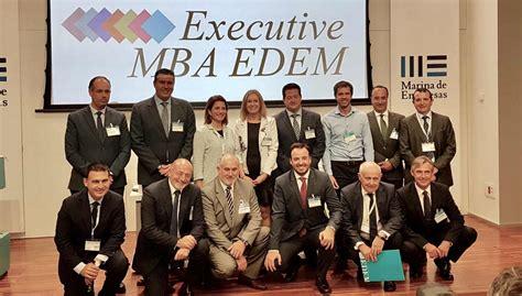 Différence Entre Mba Et Executive Mba by Acto De Graduaci 243 N I Executive Mba Edem Access