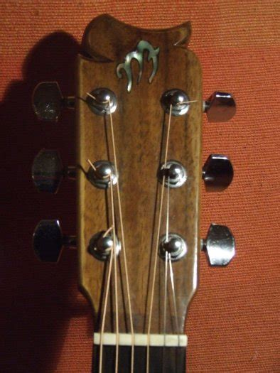 Handmade Acoustic Guitars For Sale - handmade martin faherty acoustic guitar for sale in
