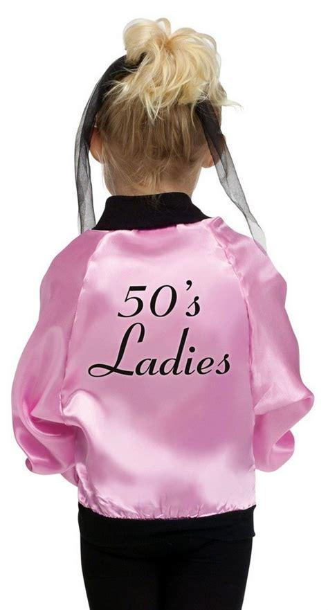 pink toddler jacket toddler pink 50 s jacket sock hop costumes