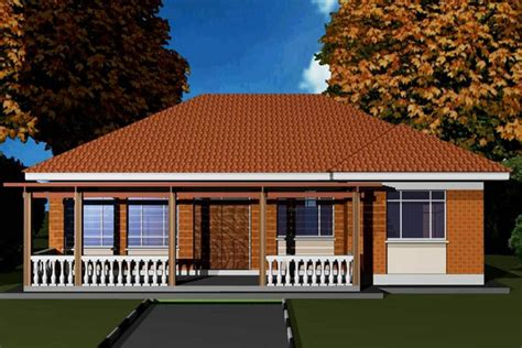 Simple Two Story House Design by House Type Excel Construction Uganda Building Plans