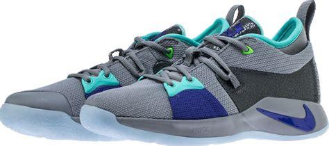 Nike Neo 15 nike pg 2 platinum neo turquoise aj2039 002 sneakerfiles