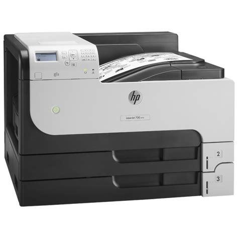 Printer Size A3 hp laserjet enterprise m712n cf235a a3 size network printer 1200x1200dpi 40ppm printer