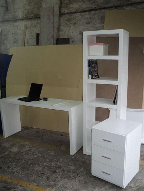 escritorio  cajonera movil  biblioteca  estante