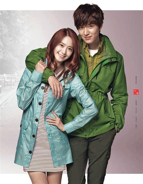 film lee min ho dengan yoona lee min ho yoona sport korea pinterest yoona lee