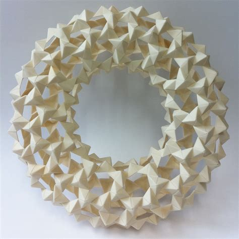 Origami Unit - phizz unit origami torus matters of grey