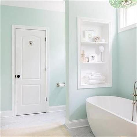 Spa Bathroom Colors by 25 Best Ideas About Green Bathroom Paint On