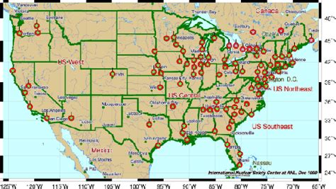 nuclear plants in usa map carol report from july 4th to hiroshima day