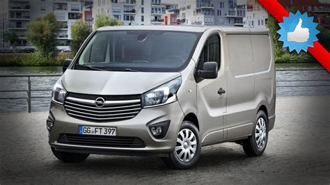 opel van 2015 opel vivaro commercial van youtube