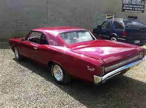 1966 Pontiac Tempest For Sale Buy Used 1966 Pontiac Tempest 400 Big Block In Shade Ohio