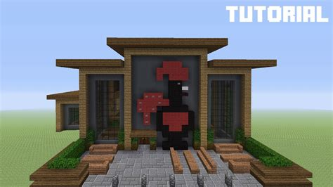 minecraft build tutorial how to minecraft tutorial how to build nando s restaurant