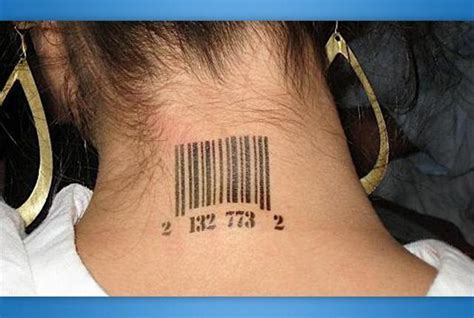 barcode tattoo story branding used to mark slaves news the courier