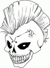 skull color skull coloring pages coloring pages