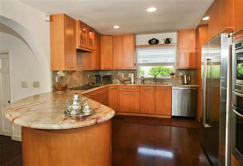 granite kitchen countertops ideas kitchen designs with granite countertops peenmedia