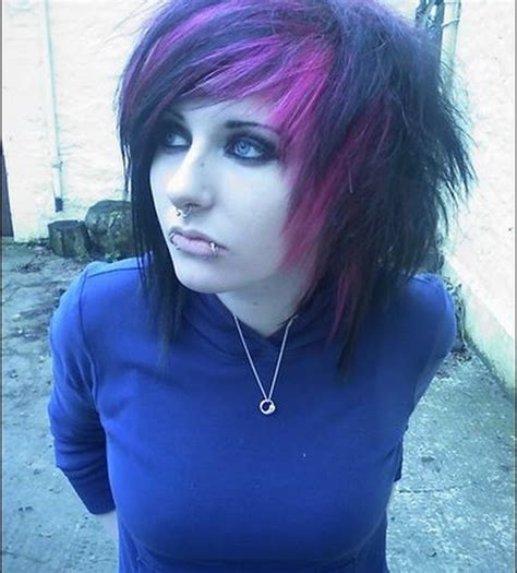 emo hairstyles for short hair ibuzzle cute long emo haircuts short emo hair for girls