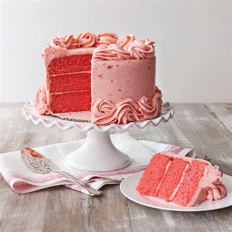Bakery Cake by Strawberry Cake Edgar S Bakery