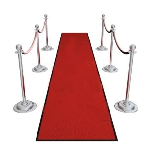 can you place carpet on signs and the oscar goes to design dazzle