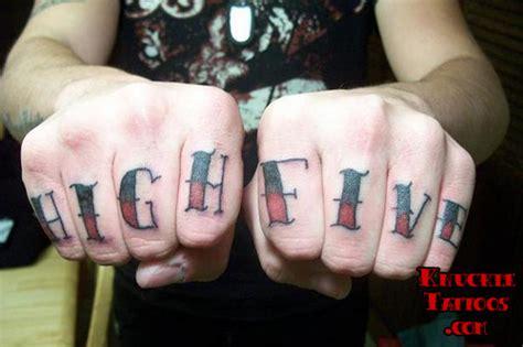 tattoo knuckles love hate hate knuckletattoos com