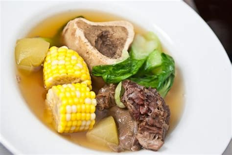 Aus Beef Bone Marrow bulalo recipe beef marrow stew recipes delicious techniques