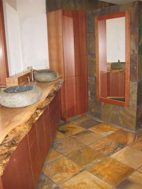 northwest bathrooms nw lodge bathroom eclectic bathroom seattle by