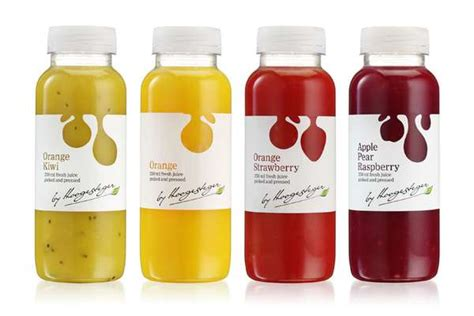 Label Detox Drink by 43 Best Choice Juice Package Designs My Design Central