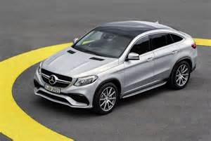 mercedes amg gle 63 s coupe revealed at detroit show