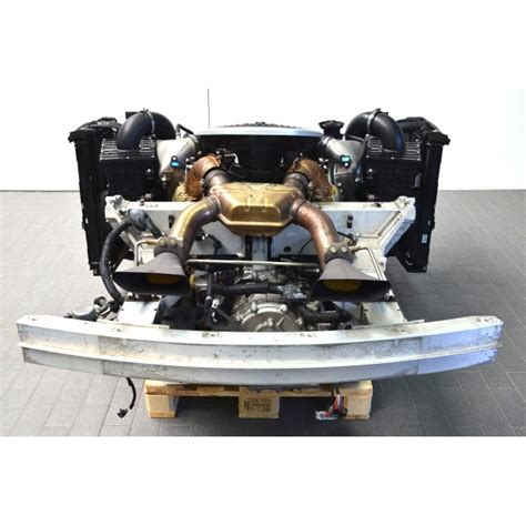 mclaren gearbox mclaren mp4 12c rear end engine gearbox subframe package