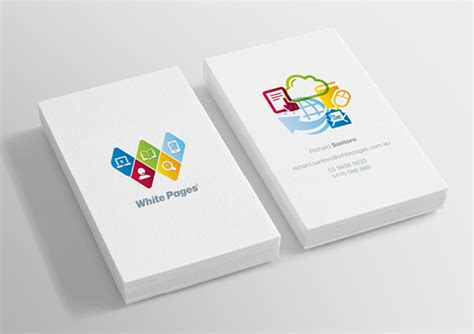 32 fresh exles of business card design graphics