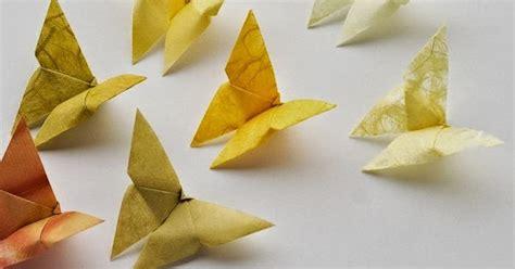 membuat origami kupu kupu cara membuat origami kupu kupu cantik dan lucu tutorial