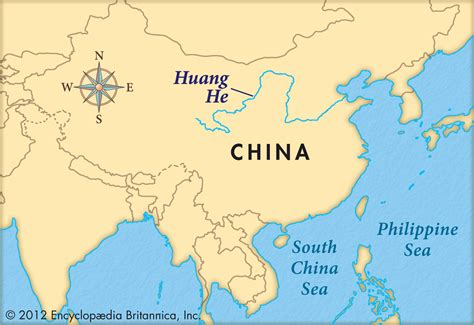 yellow map yellow river on world map www pixshark images