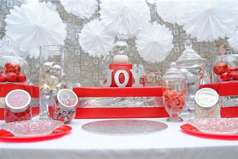 christmas dessert table ideas