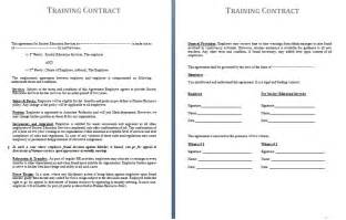 Contract Template by Contract Template Contract Agreements Formats