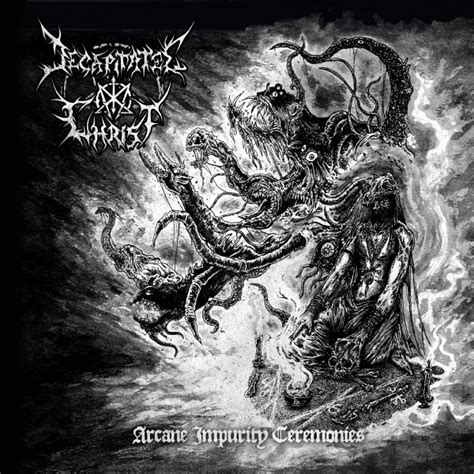 Cd Avulsed X Nicrov Lycanthropic Carnage decapitated quot arcane impurity ceremonies quot xtreem