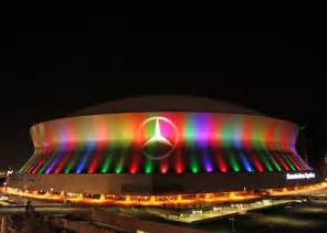 The Mercedes Superdome Mercedes Superdome At Notcot