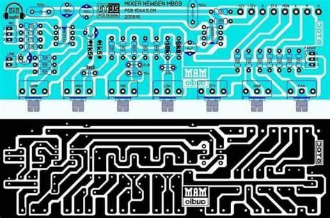 layout pcb yiroshi pcb layout design electronic circuit