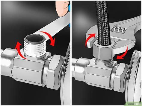 sostituire rubinetto cucina come sostituire il flessibile rubinetto nel lavello di