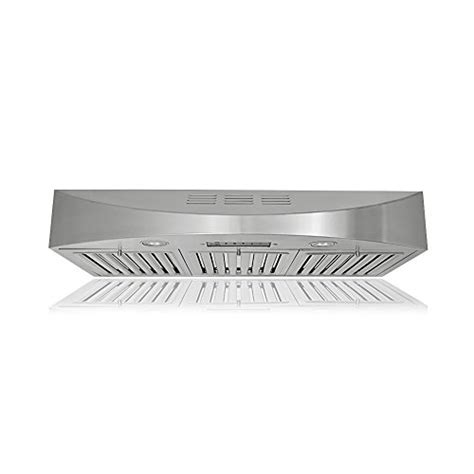 30 inch ductless cabinet range range hoods chx3830sqbd 3 brillia 30 inch ductless