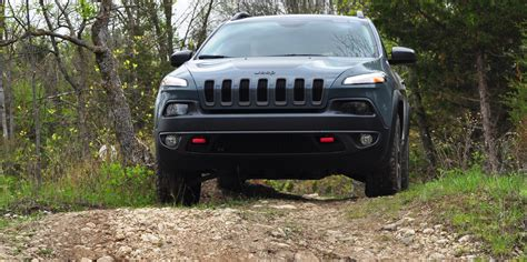 jeep road trails road test review 2014 jeep trailhawk on